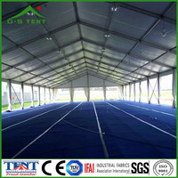 exhibition decoration tennis court tents