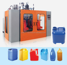 Automatic Plastic 20L HDPE Jerrycan Extrusion Blow Molding Machine