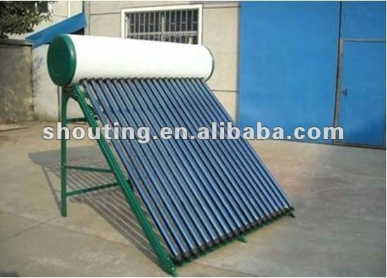 solar water thermal