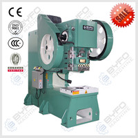 Made In China aluminum plate punch press machine,mechanical/pneumatic punching machine with factory direct price