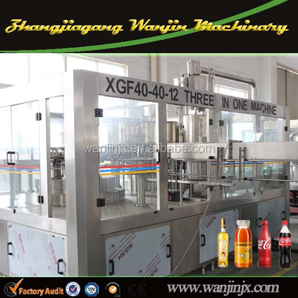 New condition spring mineral water production line