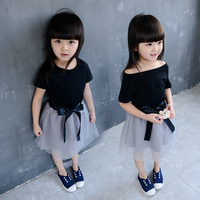Best Selling Frock Dress Children Clothing Sets Summer Cotton Kid Clothes For Wholesale