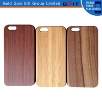 The Luxury Protector Cover For iPhone 6 Wooden Case