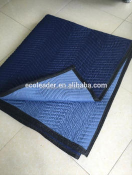 Professional hot sale waterproof furniture moving blanket wholesale