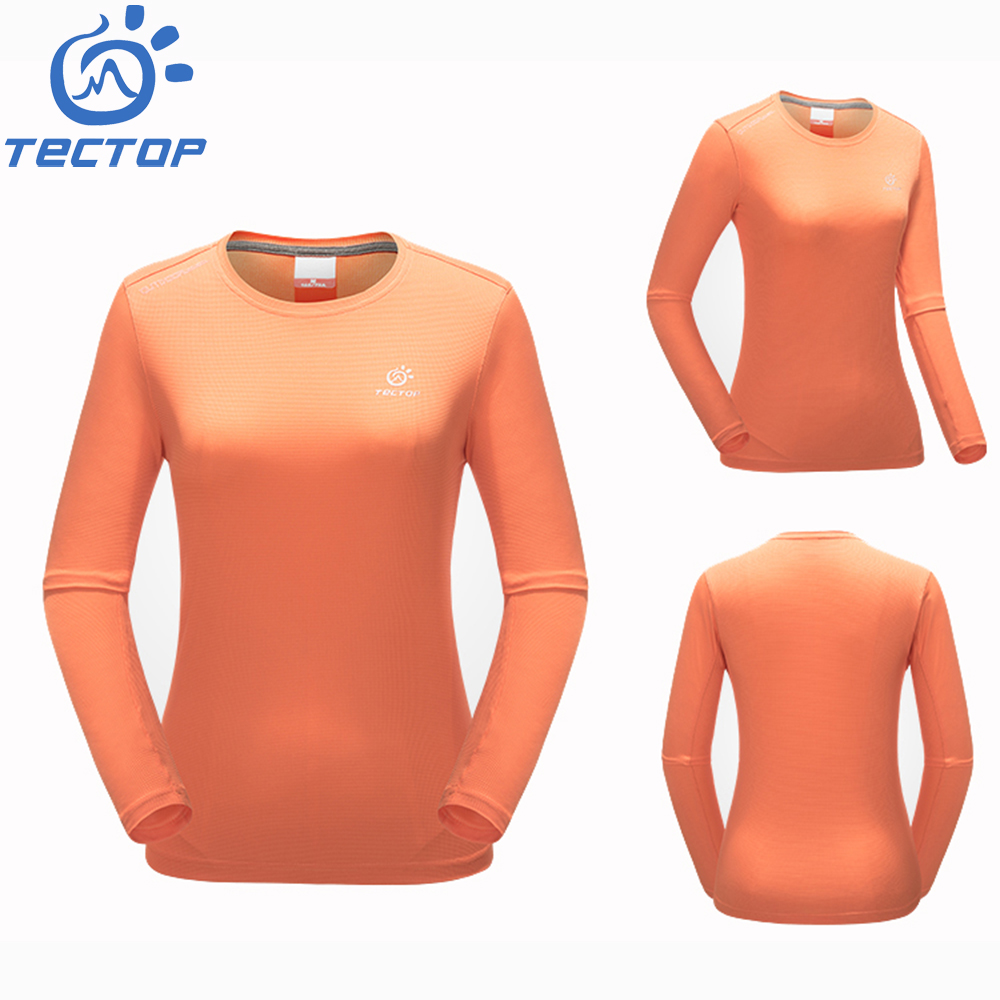 Hot Sale Women Cloth <strong>Active</strong> Wear Breathable Outdoor T-shirt