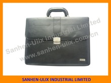 Top fashion design europe style PU men leather briefcase