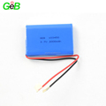 High quality lipo battery cell 3.7v 2000mah aluminum shell lithium ion battery