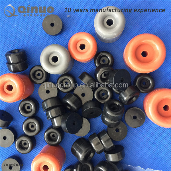 Custom rubber products manufacturers