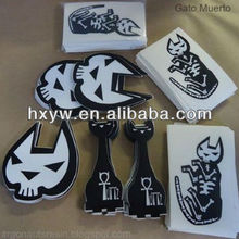 Cut vinyl Sticker with 3m adhesive