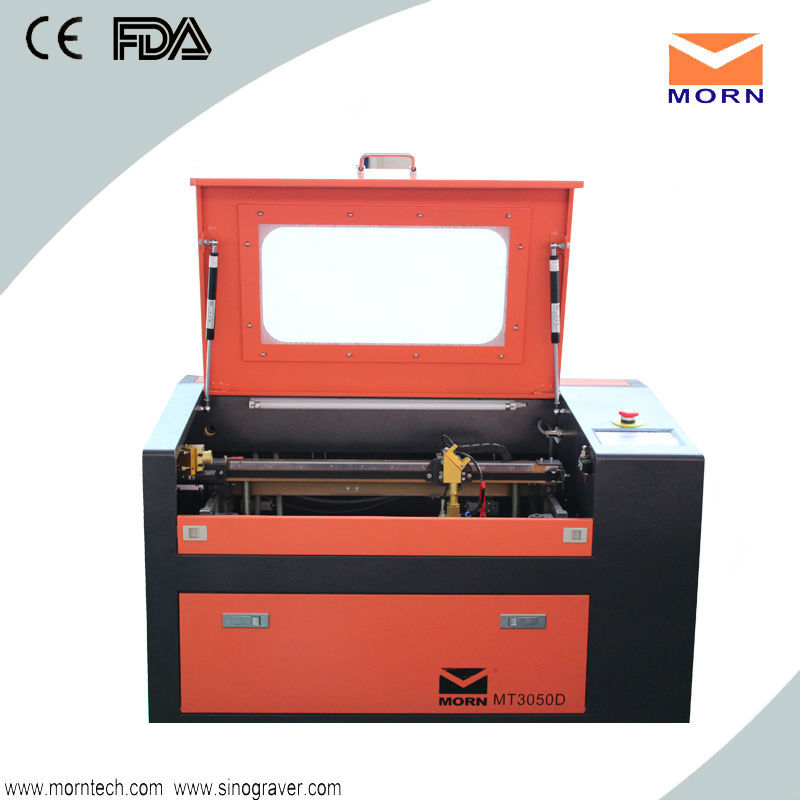 MT3050D laser cutting and machining tool
