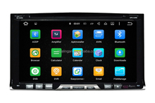 "6.95"" Touch screen 2 din universal car dvd player with GPS, DVD, BT, USB, Radio, iPod, RDS, ATV, Wifi, 3G"