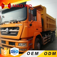 Left-Hand-Drive 6*4 Sweden 40ton used Volvo Tipper Dump Truck