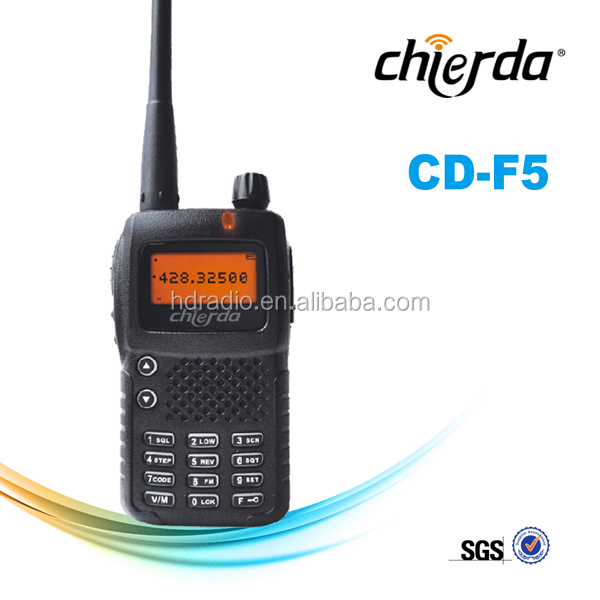 Channel name display UHF 400-470Mhz frequency thailand walkie talkie