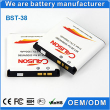 10 Year manufacturer mobile battery BST-38 for micromax phones
