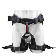 Intop cheap price ANSI Z359.1 EN361 tree climbing harness belt for promotion