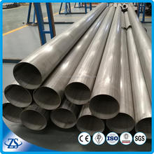 API 5L Standard black painted welded steel pipe manufactuer