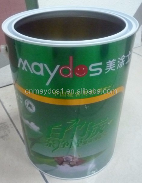 Decorative Building Materials Interior Exterior Emulsion Wall Paint Guangzhou Suppliers