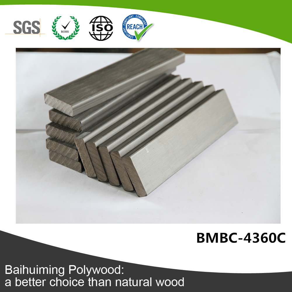 Eco-friendly PS Flooring Board for Wood Plastic Composite Door (BMBC-4360C)
