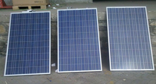 thin film 120W photovoltaic panel/cell Chinese manufactures