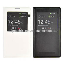 View leather case for Samsung Galaxy Note 3 N9000/N9005