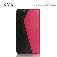 for huawei ascend mate 8 case cover tpu and pc material phone accessory six color for you