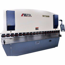MTR Bending Machines binding wire making machine for WC67Y - 80 * 3200