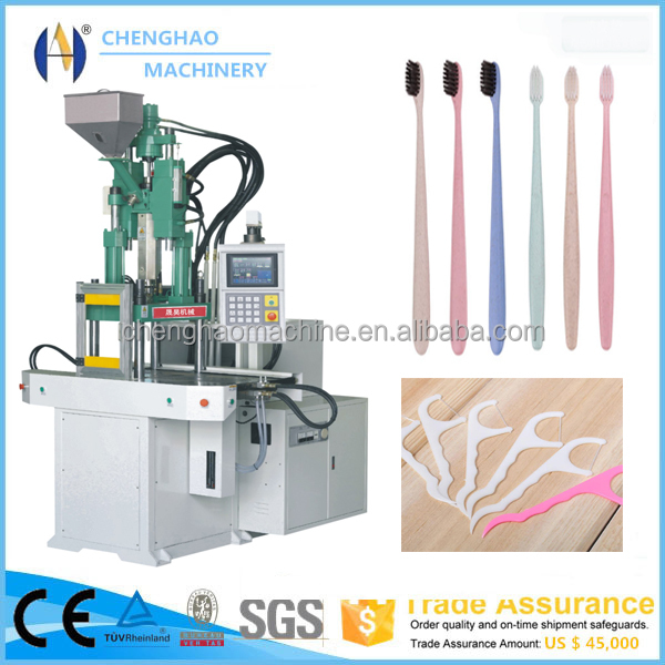 128T PVC Upper /Sole/Strap Making Machine Vertical Injection Molding Machine