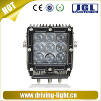 high quality,hot!!45W LED work light spot beam for jeep truck, agricultural, machine, heavy duty, boat, marine l