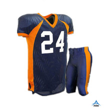 sublimation customized fitness womens american football jersey/shirt