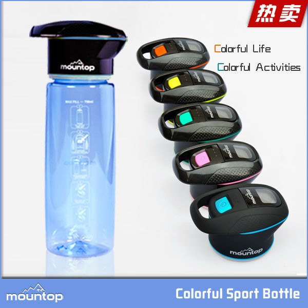 Sports Cap Zing Anything Aqua Stainless Steel Lemon Zinger Flavor Infuser Water Bottle