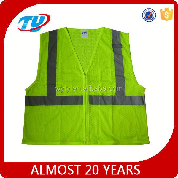 2016 tactical mesh safety vest