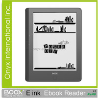 world first english book reader with 8inch screen