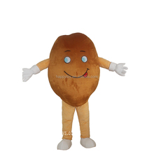 HI CE Promotion custom made adult fruit vegetables potato mascot costumes for sale