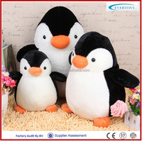 custom made plush toy plush pingu soft toy