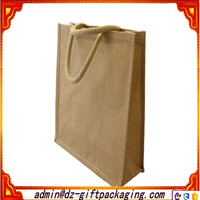 Laminated Wholesale Burlap Bags With Handles