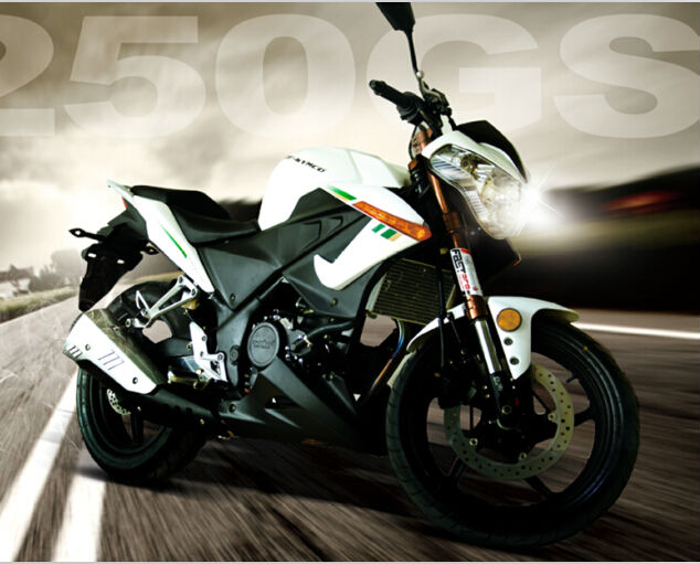 china water-cool racing motorcycle (ZF250GS)