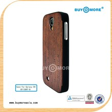 2014 New Innovative Products wood phone case custom for samsung galaxy s4