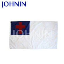 High-quality wholesale nylon christian flag new