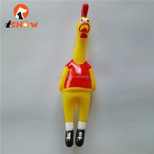 Fair Squeeze Screaming Chicken Fun Pet Funny Toys Gift Chicken Toys