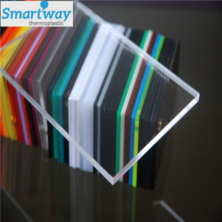 4'x8' solid flat surface plexiglass acrylic sheet 3mm for engraving