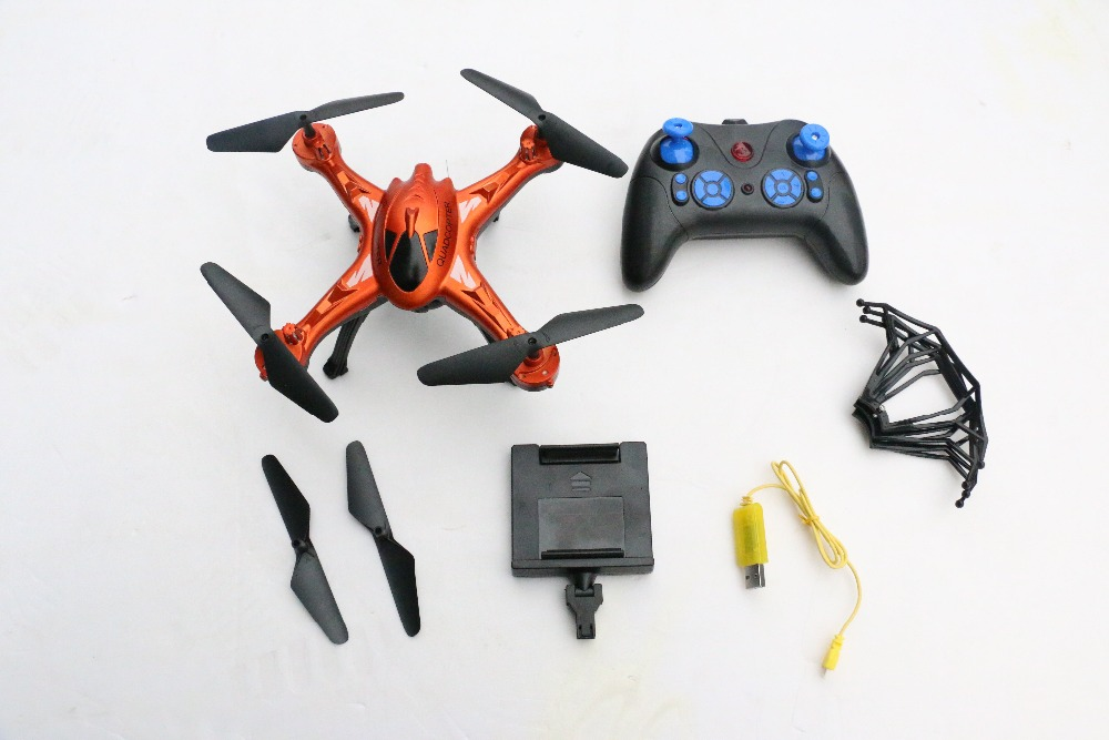 the popular Mid R/C quadcopter