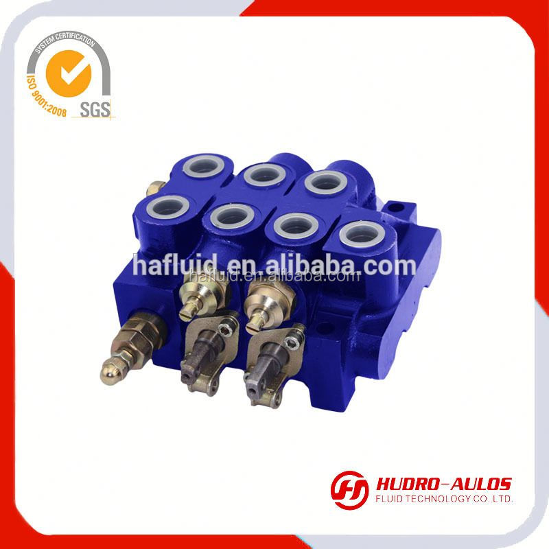 2491Z manual operated hydraulic valve for elevator spare parts /DCV100