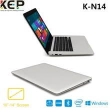 "OEM Shenzhen Laptop Factory 14"" 1366*768 TN laptop Intel Cherry Trail Z8350 Low Price Notebook Computer"