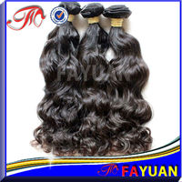 AAAAA 2013 fayuan top quality new products virgin deep wave hair extensions Philippine Super Wave Hair
