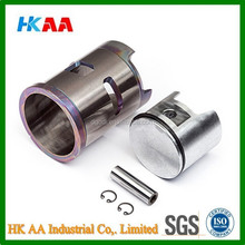 High precision auto spare parts engine cylinder liner piston set