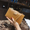 2018 new products PU leather women purse wallet online shopping china