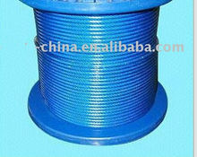 best price pvc coated galvanized steel wire rope for sale