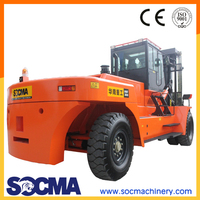 China Factory Supplier Widely Used 30 Ton Heavy Duty Forklift Trucks