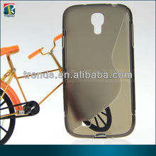china wholesale s line tpu cell phone case for samsung galaxy s4 i9500