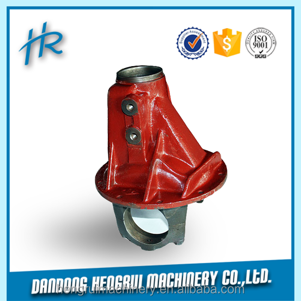 Alloy Die Casting Sand Casting Reducer Shell